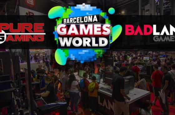 Así vivimos Barcelona Games World 2017