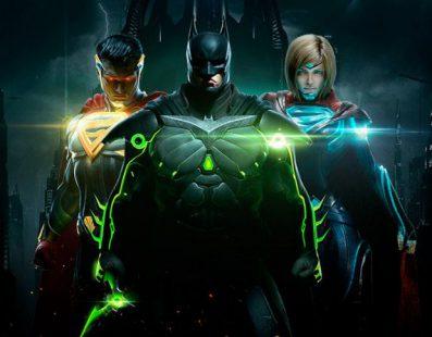 Confirmado para PC el nuevo Injustice 2
