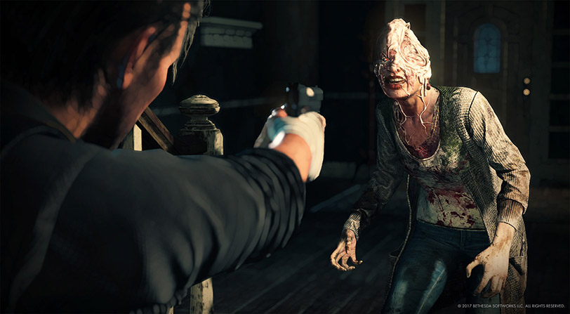 Se filtra la primera hora de gameplay de The Evil Within 2
