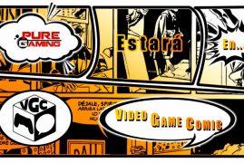 Puregaming volverá a llevar los mejores videojuegos a Video Game Comic (VGComic)