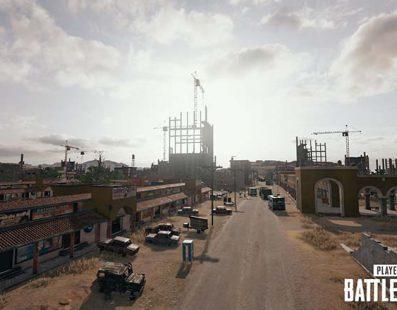 PlayerUnknown's Battlegrounds muestra imágenes de su nuevo mapa en el desierto