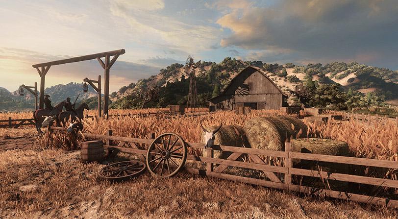 El juego de Wild West Online ha iniciado su alfa de acceso anticipado