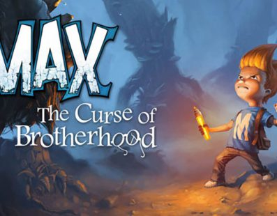 Max: The Curse of Brotherhood llega a Switch el mes que viene