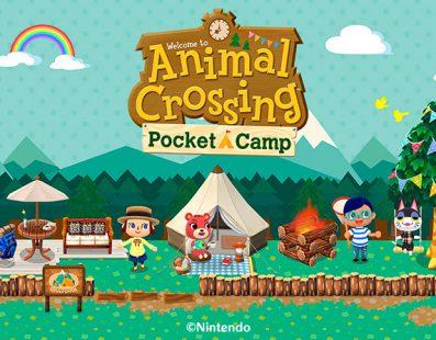 Error al iniciar Animal Crossing Pocket Camp en su primer día de descarga