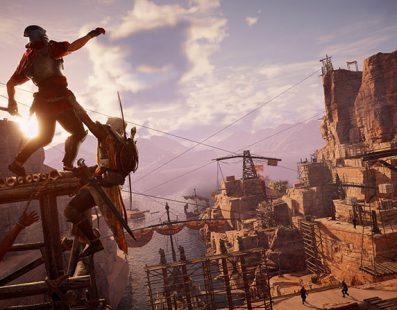 Watch Dogs y Assassin's Creed comparten el mismo universo