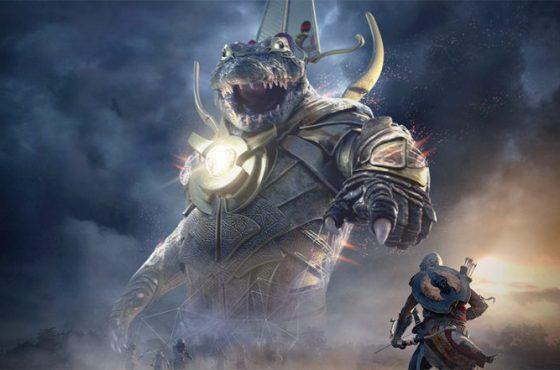 Assassin's Creed Origins presenta su nuevo Dios: Sobek