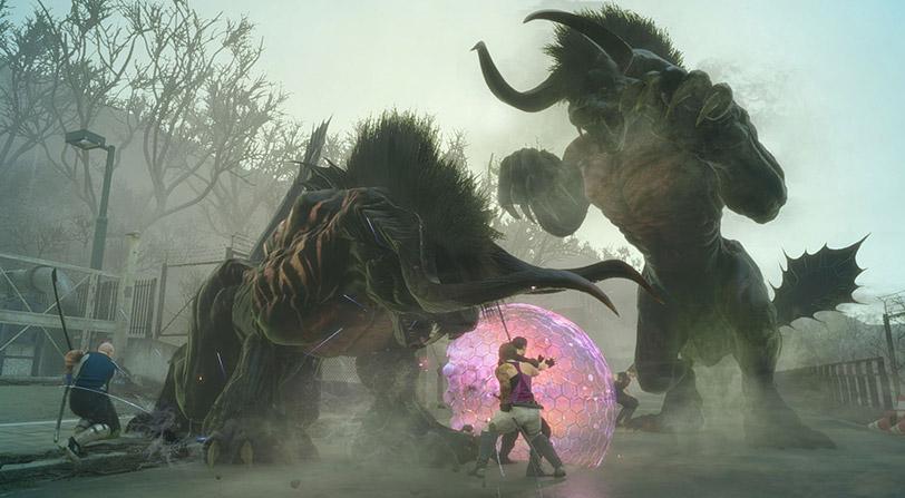 El 15 de noviembre llega la expansión Comrades a Final Fantasy XV