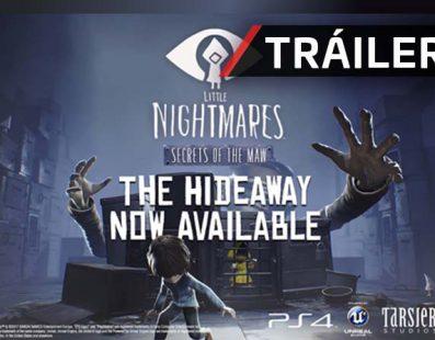 """Ya está disponible """"The Hideaway"""", el nuevo DLC de Little Nightmares"""