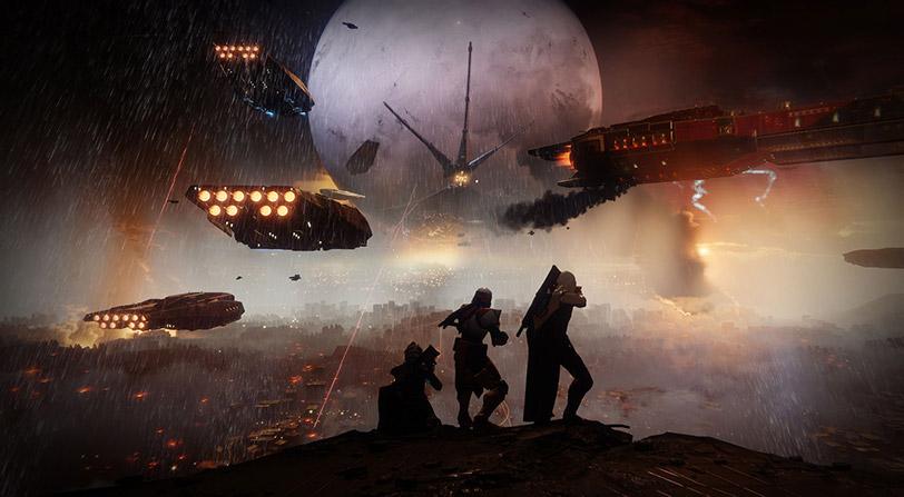 Esta es la actualización en PC del juego de Destiny 2