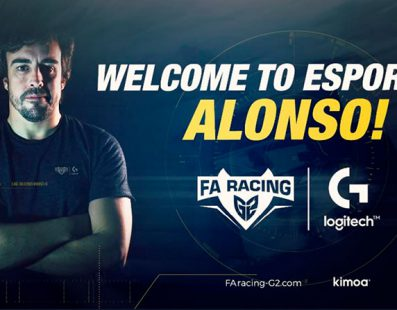 Fernando Alonso crea un equipo de eSports: FA RACING-G2