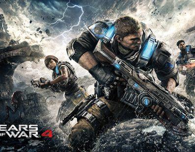 El evento especial de Gears of War 4 por el 11 aniversario