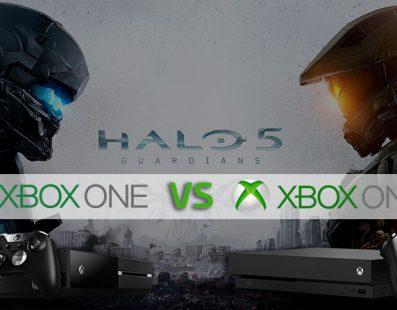 Xbox One X Vs Xbox One: Comparativa gráfica de Halo 5