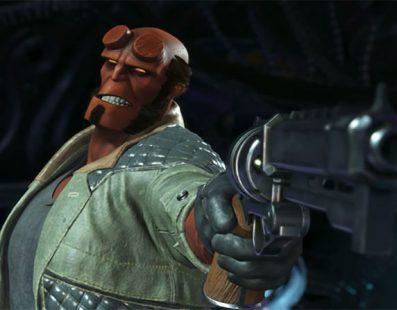 Hellboy ya está disponible en Injustice 2 y se han revelado los personajes del Fighter Pack 3