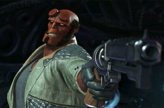 Hellboy ya está disponible en Injustice 2 y se han revelado los personajes del Fighter Pack 3