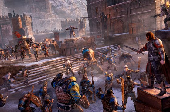 La Tierra Media: Sombras de Guerra expone sus extensiones DLC