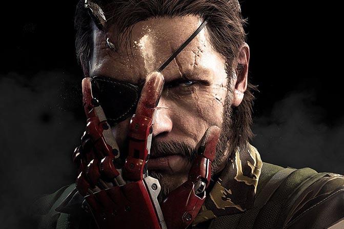 pelicula Metal Gear Solid