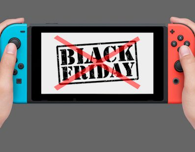 No habrá descuentos en el Black Friday para Nintendo Switch