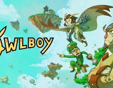 El juego de Owlboy llega a consolas el 13 de febrero