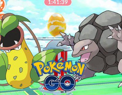 Pokémon Go: Estos son los nuevos jefes de las incursiones