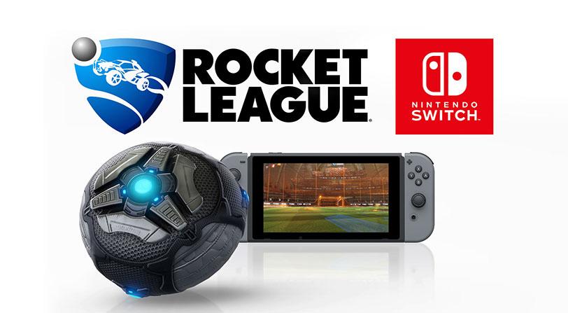 Este es el tráiler de lanzamiento de Rocket League en Nintendo Switch