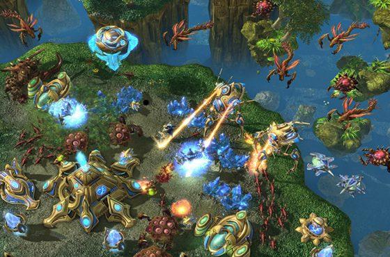 Presentadas las novedades del juego StarCraft 2