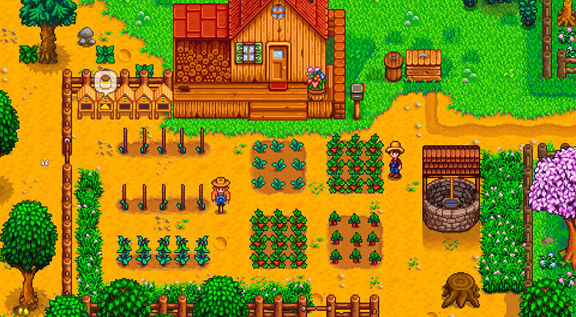 Nueva actualización para Stardew Valley en Switch