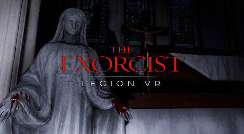 The Exorcist: Legion VR promete ser el juego más aterrador para Realidad Virtual hasta la fecha