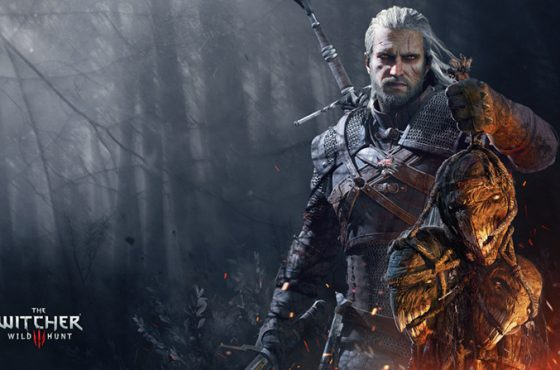 El primer The Witcher recreado con gráficos de Wild Hunt
