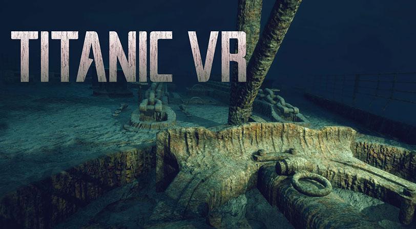 Ya está disponible Titanic VR, la experiencia virtual para descubrir todos sus secretos