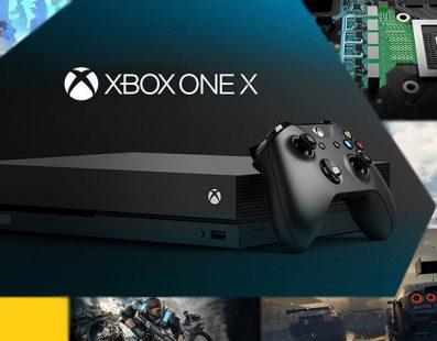 Xbox One X llega hoy al mercado. Así es la consola más potente del mundo