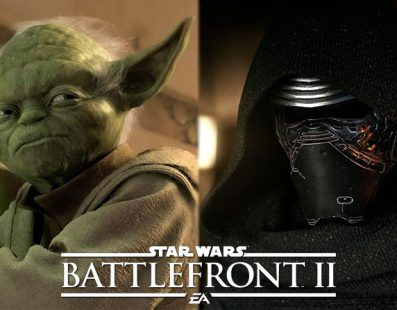 Star Wars Battlefront II: Gameplay de Kylo Ren y Yoda