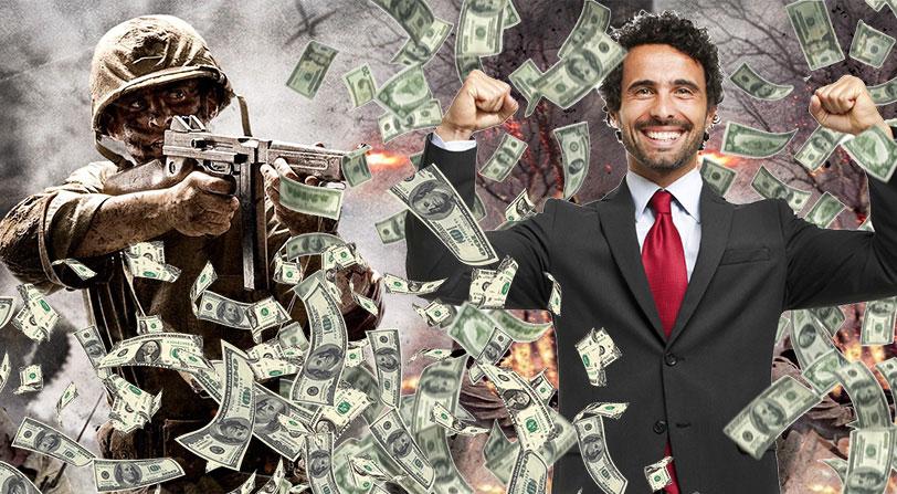 Call of Duty WWII: ¿Pagar para que un jugador profesional juegue por nosotros?