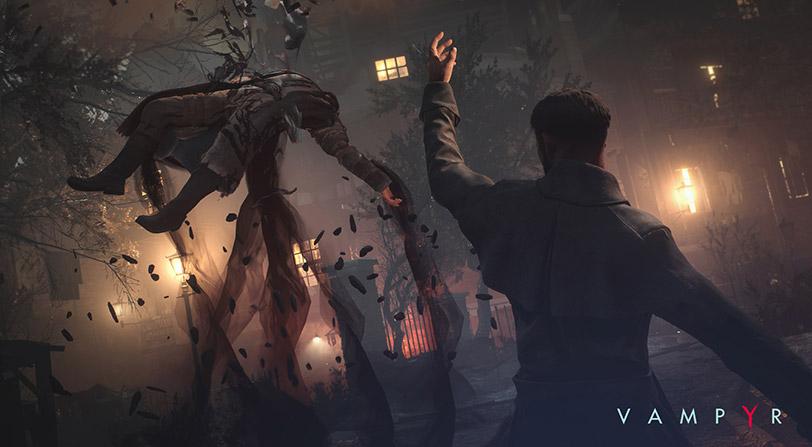 No se tienen planes de hacer ningún DLC para el juego de Vampyr