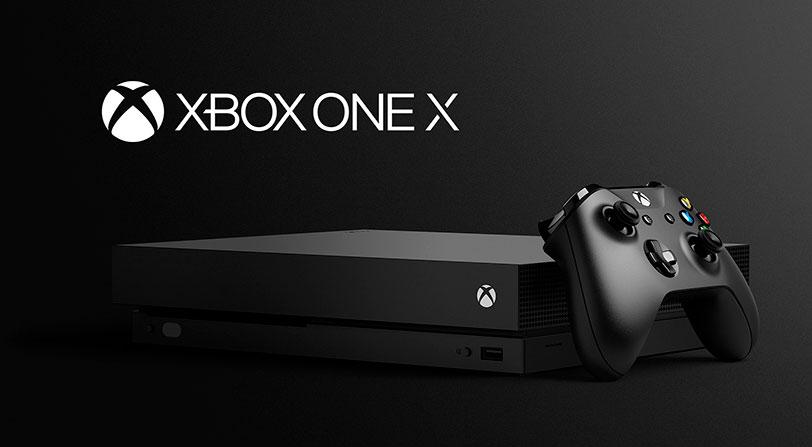 Xbox One X corregirá mañana su error de reproducción Blu-Ray 4K