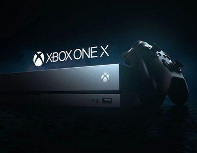 Xbox One X vende 80.000 unidades en su primera semana en Reino Unido