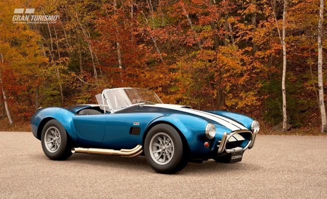 Shelby Cobra - Gran Turismo Sport