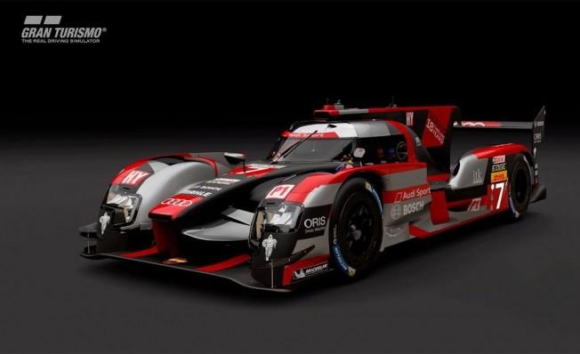 Audi R18 - Gran Turismo Sport