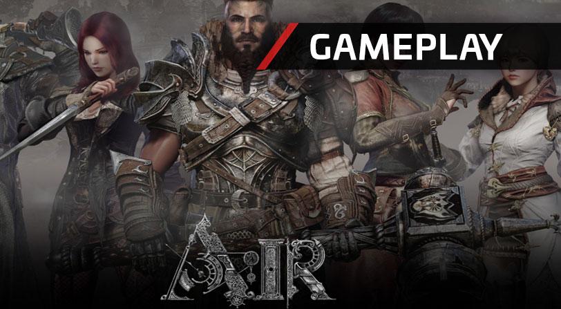 Nuevo gameplay de Ascent, el MMORPG de los responsables de PUBG