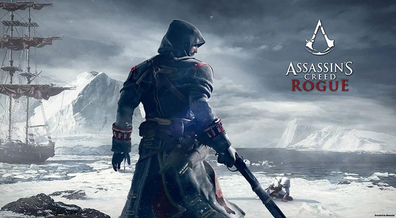 [Filtración] Assassin's Creed Rogue HD podría llegar a PS4 y Xbox One