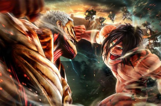 Attack On Titan 2, KOEI TECMO Europa nos muestra novedades