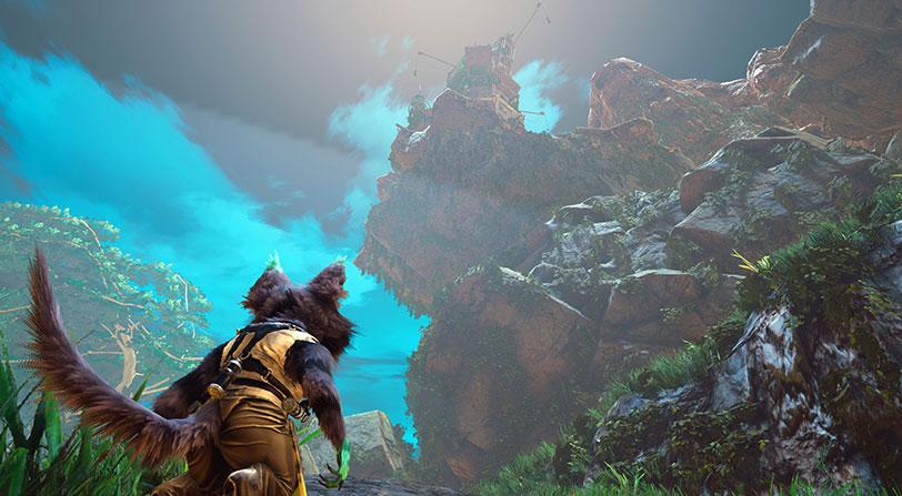 Nuevas capturas del esperado Biomutant, el juego en el que la contaminación te hará cambiar el estilo de juego