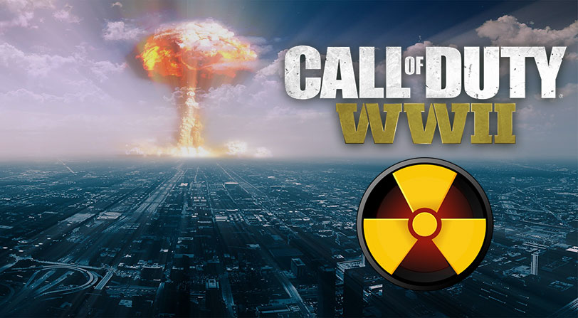 Así conseguirás la bomba nuclear de Call of Duty WWII