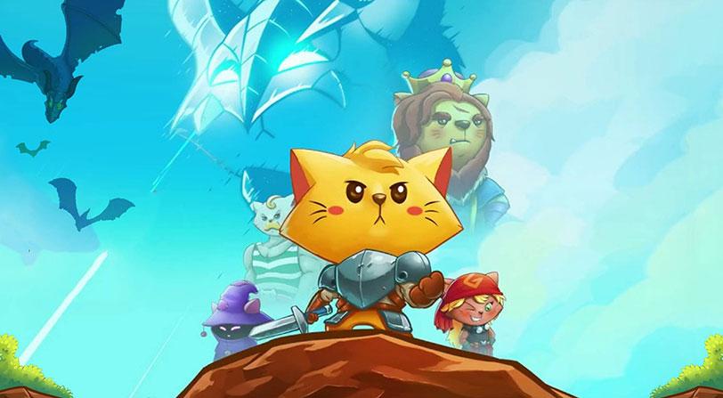 Cat Quest: El juego perfecto para los amantes de los gatos, llega a PlayStation 4