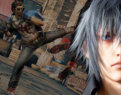 El nuevo personaje de Tekken 7 será Noctis de Final Fantasy XV