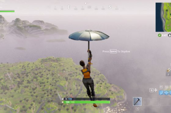 Epic Games demanda a un menor por hacer trampas en Fortnite: Battle Royale