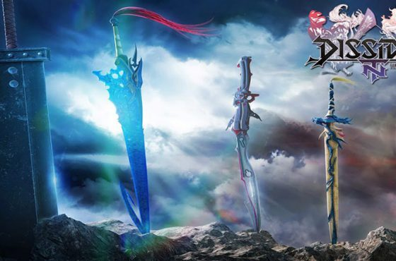 La portada japonesa de Dissidia Final NT se ha mostrado