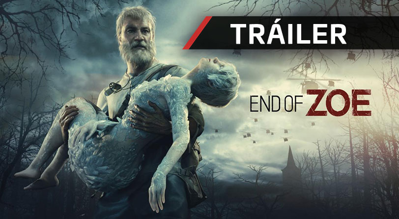 Nuevo tráiler para 'End of Zoe' el DLC de Resident Evil 7: Biohazard