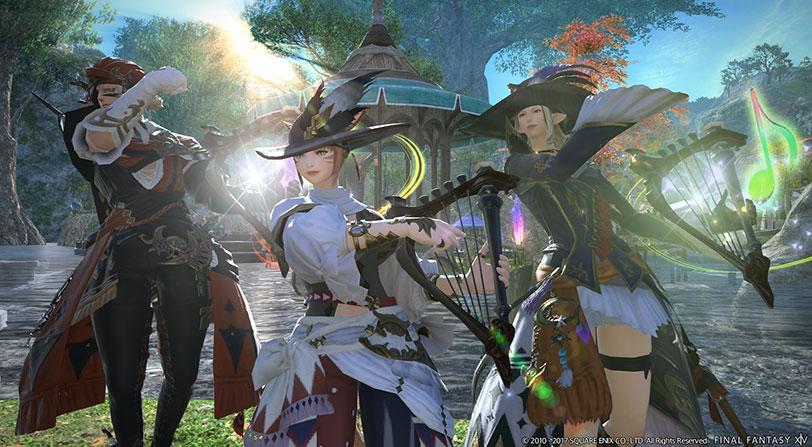 El nuevo modo Rival Wings llega a Final Fantasy XIV Online