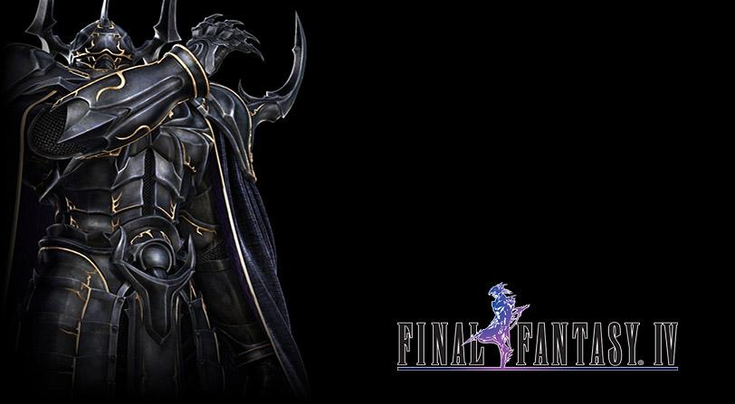 El personaje de Golbez de FFIV va a estar presente en Dissidia Final Fantasy