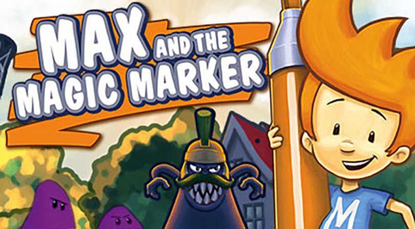 Max and the magic maker